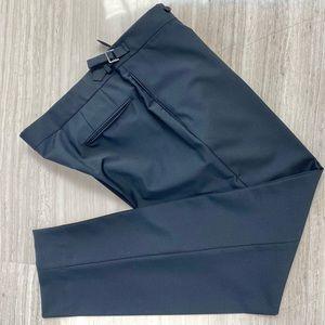 Ermenegildo Zegna Black Trousers